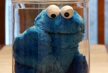 Cookie Monster / by Kathy Moncrief