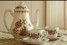 Keep calm and drink Tea / a collection of teapots that i would love to have if i collected teapots...lol / by Kathy Moncrief