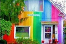 Color my casa / by Kathy Moncrief