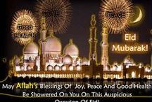 Eid ul-Fitr / Eid ul-Fitr Ecards | Islam | Mslim |  http://www.123greetings.com/events/eid_ul_fitr/ / by 123Greetings Ecards