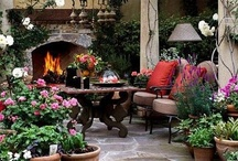 outdoor living  / enjoy the great outdoors <3 / by Shannon Titus