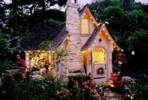 cottages & treehouses / whimsical, woodland abodes and such / by Shannon Titus