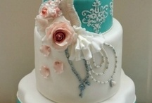 bridal cakes, & more / by Boulevard Bridal & Prom- Totally Modest