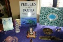 Pebbles in The Pond, Transforming the World One Person at a Time / Do You Want to live an inspired life,improve eyesight,create more satisfying relationships,tell a your story,remember beauty,be more engaged parent?  Pebbles in the Pond, Transforming the World One Person at a Time is an Inspirational anthology ChristineKloser Kimberly Burnham Doreen Fulton Ann White CarolynRoseHart NadineLove MaryDirksen Maeve Crawford Robert Allen Wave Two and beyond continues ... www.fromtearstotriumph.com/amazon-eanthologies / by Kimberly Burnham, PhD