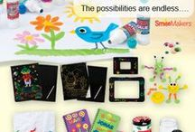 Fun Crafts for Kids / by SmileMakers