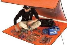 Tents, tarps & hammocks / by EQUIPnTRIP
