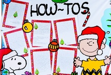 Decorate with Charlie Brown, Snoopy & the Peanuts Gang! / by SmileMakers