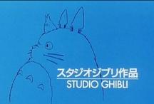 Studio Ghibli / Hayao Miyazaki is a genius / by Shelby Grinnan