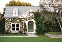 CURB APPEAL / by Caitlin Brown Interiors
