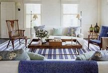 INTERIORS // living room / by Caitlin Brown Interiors