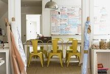 INTERIORS // office / by Caitlin Brown Interiors