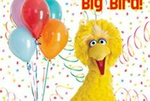 There's a party at Sesame Street! / Everything you need to have a Sesame Street birthday party your child won't soon forget! / by SmileMakers