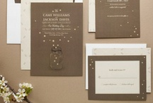 Stationery and Invitations / by Karen Huang