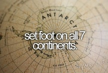 Bucket List / by Malorie Coble