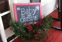 Christmas!!!! / by Sara Skinner Scarlet Plan & Design