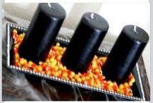 Halloween Decor & Costume Ideas / Decorations and costume ideas for Halloween / by Jo-Lynne Shane