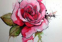 tattoos <3 / by Heather Aline Johnston
