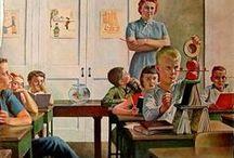 School Days / by Lisa Bacigalupi