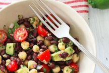 Salads / by Lisa Bacigalupi
