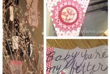 {Be My Valentine} / by Heather Yamashiro {Lily's E'Claires}