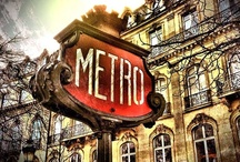 Paris / Paris is always a good idea / by Alessandra Dall'Antonia