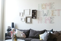 Home Decor Ideas / by Christi