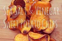 Recipes - Sides, Sauces, Seasonings, Etc. / by Kimberly Watt