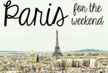 Paris Trip / by 22gardenstreet