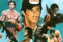 STALLONE Zone, the man I love! / by Tanya B.