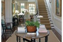 Entry/Stairs Inspiration / entry and stairs / by 22gardenstreet