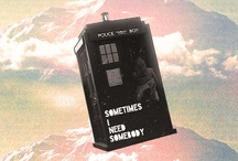 Gallifrey / all things Doctor Who related... / by Miranda Ferneau
