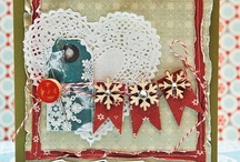 Cards Tags Banners and Grunge / by Cari Ensley