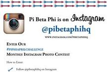 Pi Beta Phi HQ Instagrams! / by Pi Beta Phi Fraternity for Women