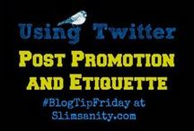 Blogging and Business / by Slim Sanity