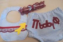 Pi Phi Baby / Ideas for That Little Angel of Yours! / by Pi Beta Phi Fraternity for Women