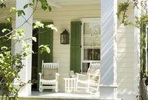porches/ patio's / by Tricia Everett