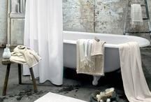dream bathrooms.... / by Tricia Everett