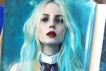 hair / by Lauren O'Nizzle