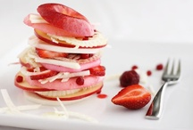 Deliciousness on a plate / food & drinks / by Bettina S