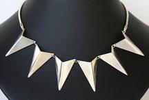 Necklaces / by Lauren O'Nizzle