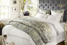 HOME - Master Bedroom / by Make It and Love It