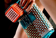 A  Purse Obsessed handbag lady / purses totes handbags pocketbooks  / by Holli Huling