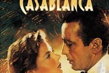 movies / Love the movies, Casablanca, the best  movie. / by Wanda Cordero