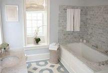 Favorite Bathroom Spaces / by Meredith Lumsden