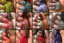 Nails, Nails, Nails  / by Sister Save-A-Lot / Antoinette Peterson