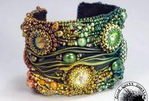 Shibori Jewelry / by Jola Kamieńska