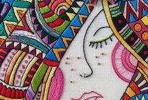 Embroidery / by Anna McCloskey
