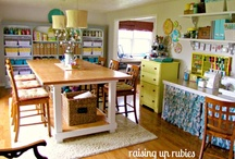 CRAFT ROOM / by Jamie Fisher