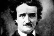 ♆ POE / Edgar Allan Poe (1809 - 1849) / by ☽Witchery666☾