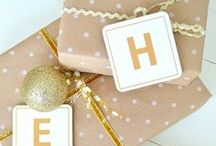 Gold Christmas | By Invitation Only Blog / by By Invitation Only Blog